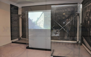 Video projection LCD glass